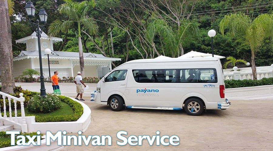 Samana AZS Airport Taxi to Las Terrenas Hotels.